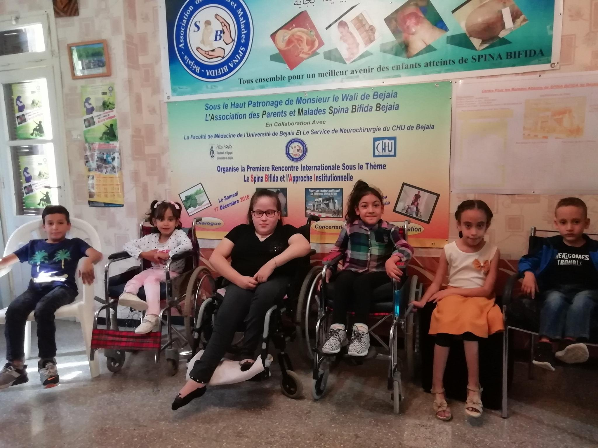 Association des Parents et Malades Spina Bifida Bejaia