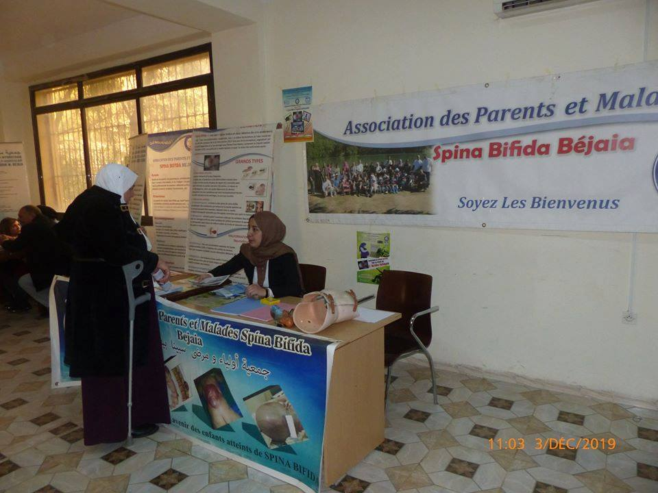 Célébration de la journée mondial des personne en situation de handicap
